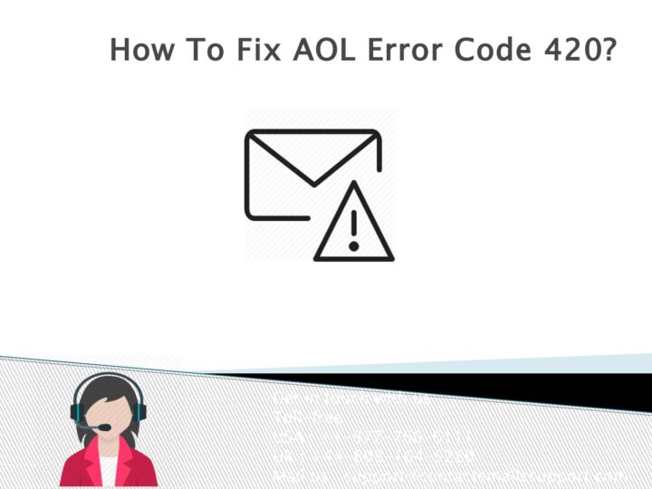 Instant Guide How to Fix AOL Error Code 420