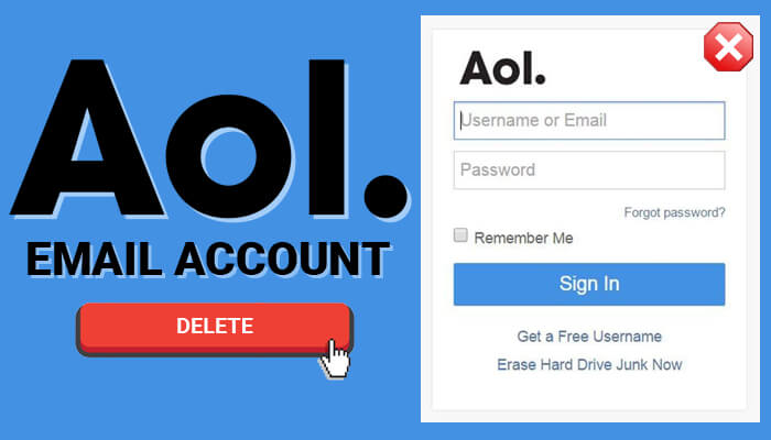 How to Delete AOL Account Step Wise Procedure